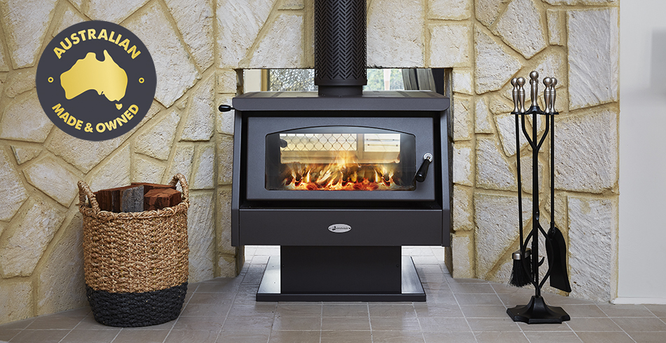 Jarrahale Two Door Wood Heaters Perth